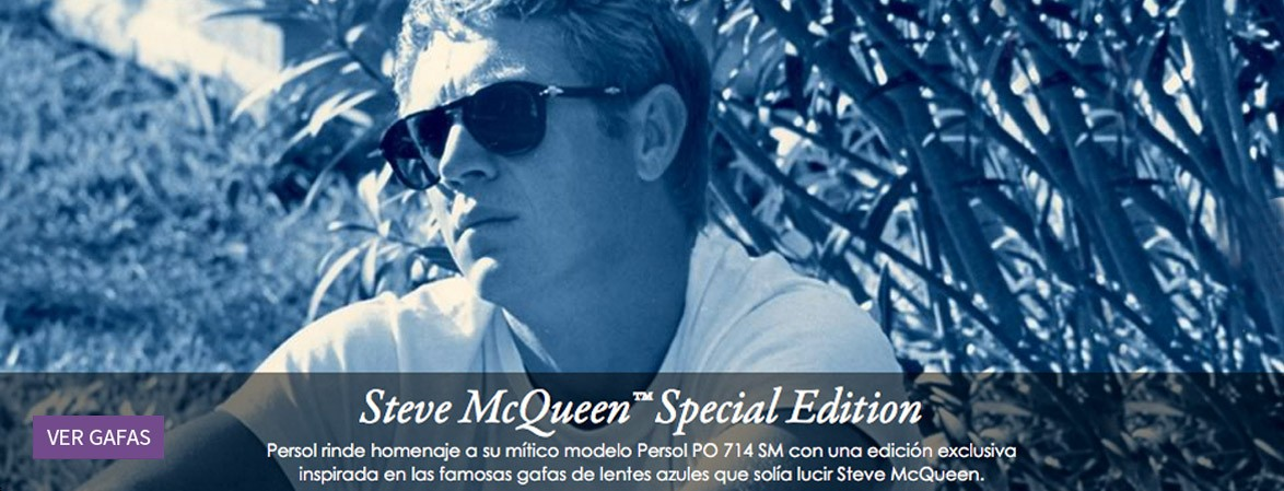 Persol Steve Mc Queen Special Edition